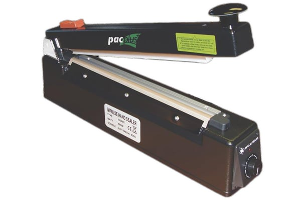 Product image for 300mm Impulse Heat Sealer with cutter