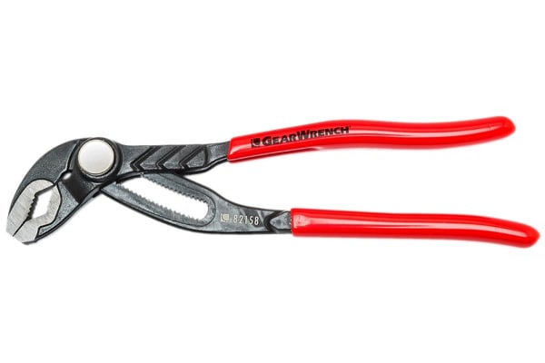 """Product image for 8"""" PUSH BUTTON T&G PLIERS"""
