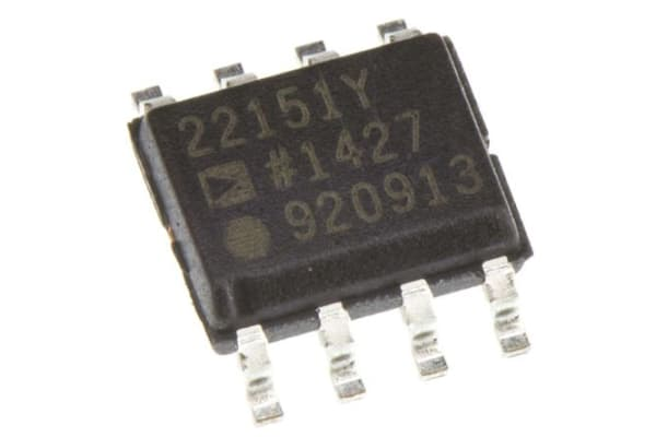 Product image for Dual-Channel Digital Isolator SOIC8