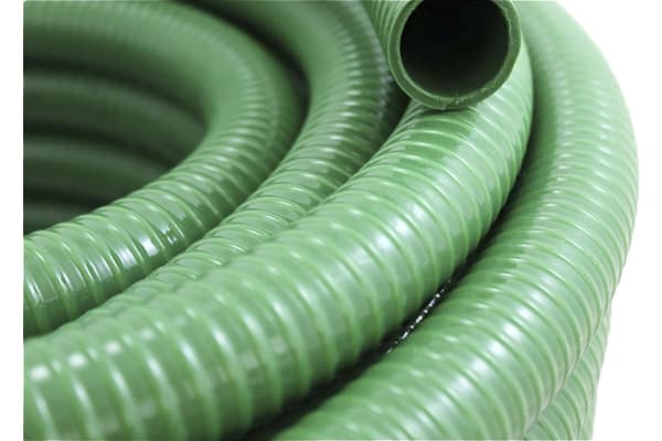 Product image for Medium Duty Hose, Green, 51mm ID, 10m