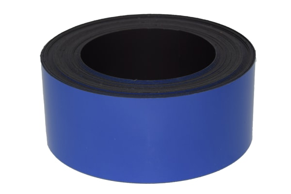 Product image for 20MM BLUE MAGNETIC RACKING STRIP