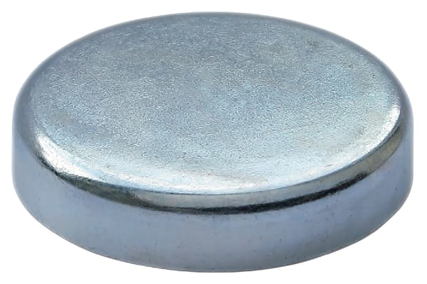Product image for 25MM FERRITE SHALLOW POT MAGNET