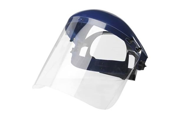 Product image for ARC FLASH FACE SHIELD