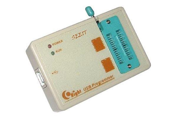 Product image for EEPROM/FLASH PROGRAMMER SPI ZIF16 USB
