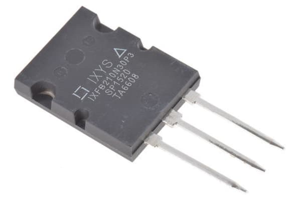 Product image for MOSFET 300V 210A POLAR3 HIPERFET PLUS264