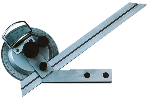 Product image for PROTRACTOR UNIVERSAL 150 MM