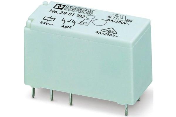 Product image for MIN.RELAYS,1 PDT,24 V DC AU
