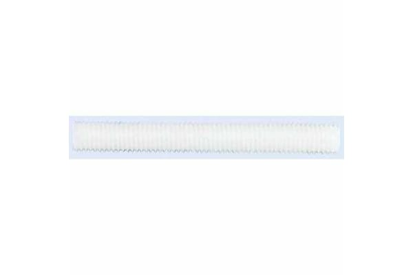 Product image for ISO metric nylon 6.6 studding,M5x1m