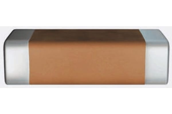 Product image for 0603 X7R CERAMIC CAPACITOR,10NF 25V