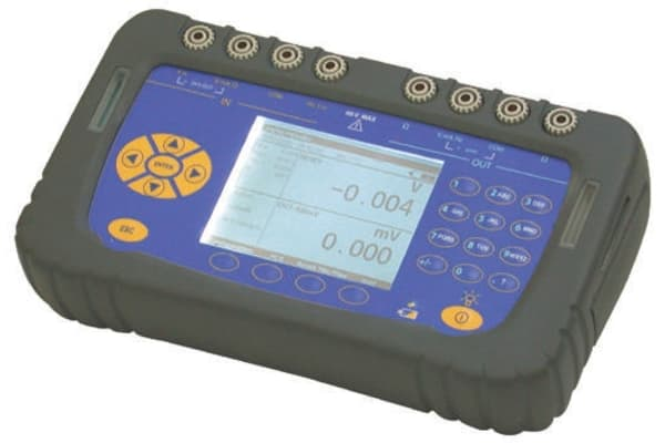 Product image for Aoip Instrumentation CALYS 50 Multi Function Calibrator, 20mA, 50V