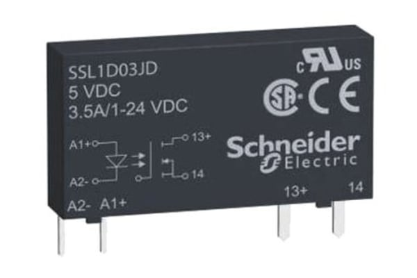 Product image for 1 PH SSR 48VDC 100MA 12