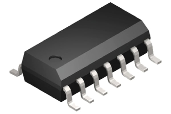 Product image for NOR Gate Quad 2-Input CMOS 3-18V SOIC14