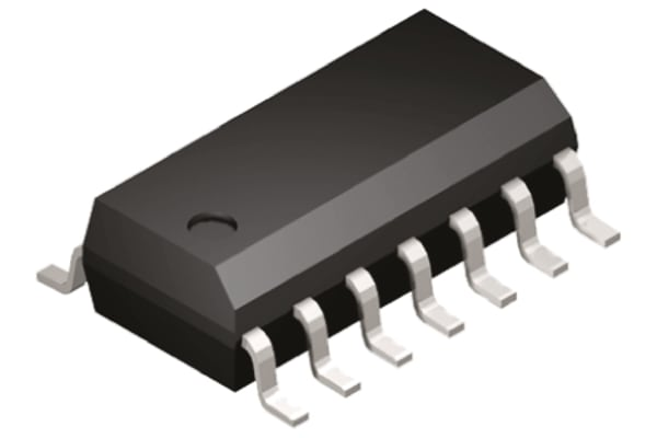 Product image for Inverter Schmitt Trigger CMOS 14-SOIC