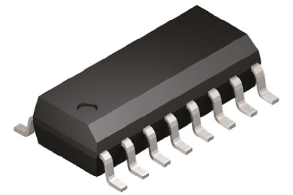Product image for Analog SW Quad SPST 22V/ 25V