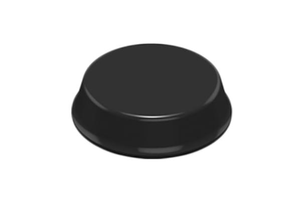 Product image for SJ5780 BLACK BUMPONS 2600 PER CASE
