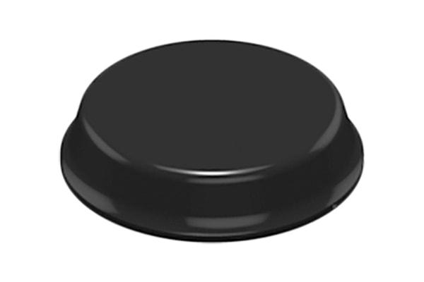 Product image for SJ6344 BLACK BUMPONS 2600 PER CASE