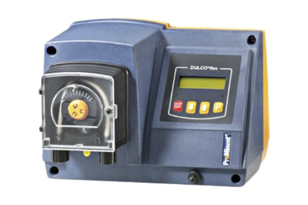 Product image for ProMinent Peristaltic Electric Operated Positive Displacement Pump, 0.35L/h, 4 bar, 100 to 240 V