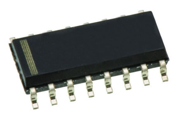 Product image for HIGH SPEED PWM CONTROLLER, UC3825DW
