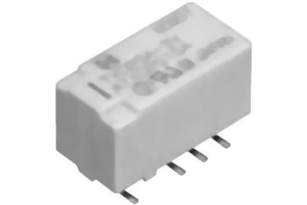 Product image for Relay,2 A CAPACITY W/ HIGH SURGE,3VDC