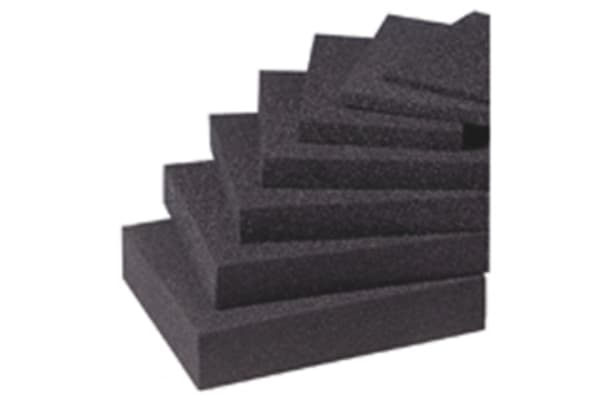 Product image for Low Density Conductive Foam, 6mmx1mx1m