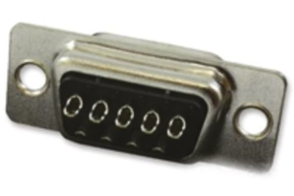 Product image for CONN;D-SUB;CABLE PLUG;9W