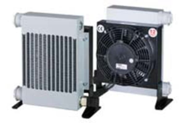 Product image for Hydraulic Oil Cooler, 25-100 lpm, 24VDC