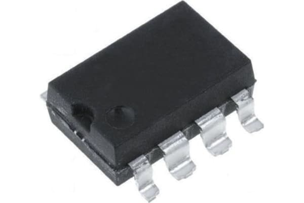 Product image for 2A MOSFET Gate Driver Optocoupler DIP8