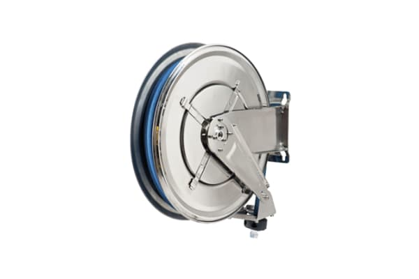 Product image for Stainless Steel Wash-Down Reel, 15m