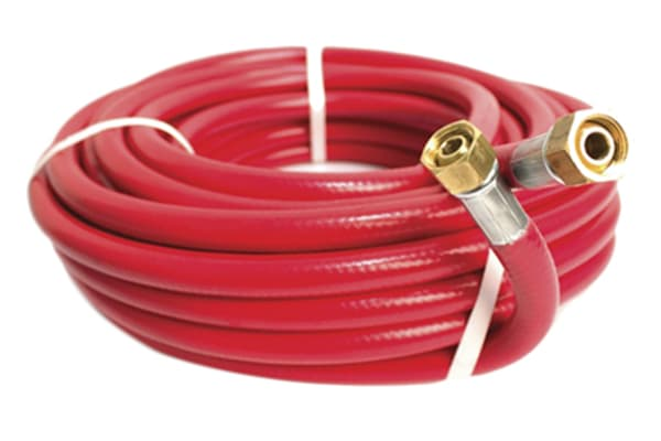Product image for RS PRO Air Hose Red PVC Nitrile Blend 17mm x 20m