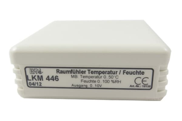 Product image for ROOM SENSOR FOR TEMPERATURE & HUMIDITY