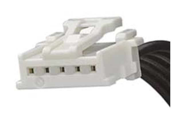 Product image for MICROCLASP CABLE ASSEMBLY,1 ROW,5P,150MM