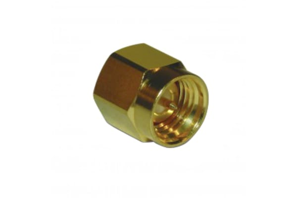 Product image for Amphenol RF 50Ω Straight SMA RF Terminator, 0 → 18GHz, 2W Average Power Rating