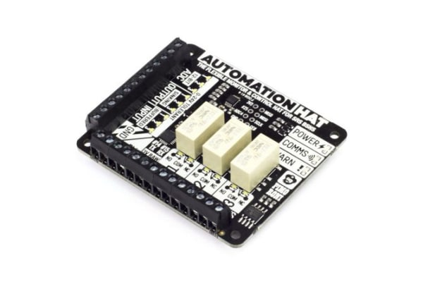 Product image for AUTOMATION HAT MOTOR CONTROL FOR PI