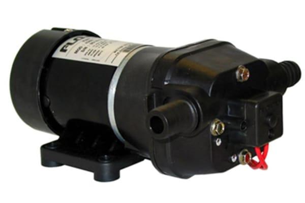 Product image for SELF-PRIMING DIAPHRAGM PUMP 24 VOLT D.C