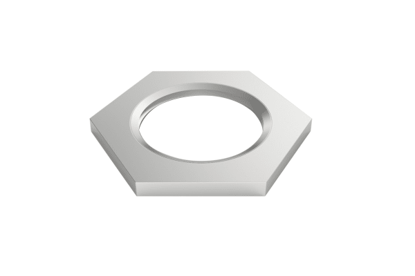 Product image for Locknut stainless steel 25mm