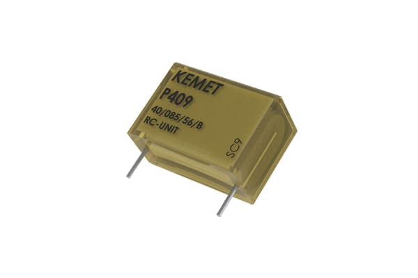 Product image for Capacitor Kit Paper X2 275Vac Class X2