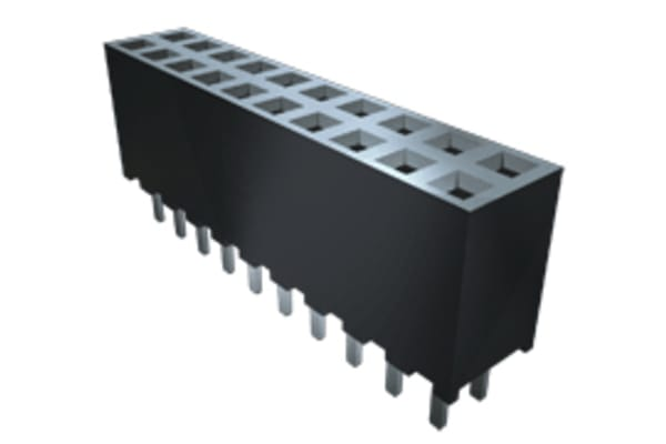 Product image for 2.00MM FLEXYZ SQW SERIES SMT SOCKET, 16P