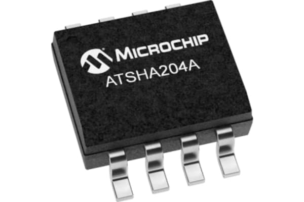 Product image for CRYPTAUTHEE SHA256 I2C 8-UDFN