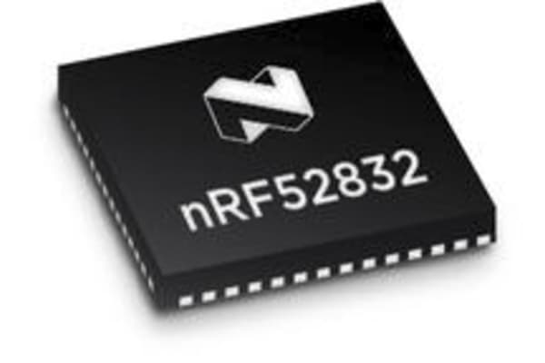 Product image for BLUETOOTH/ANT/2.4GHZ 32-BIT SOC QFN48