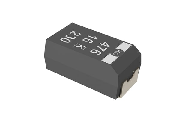 Product image for CAPACITOR 330UF 2.5V 9MOHM