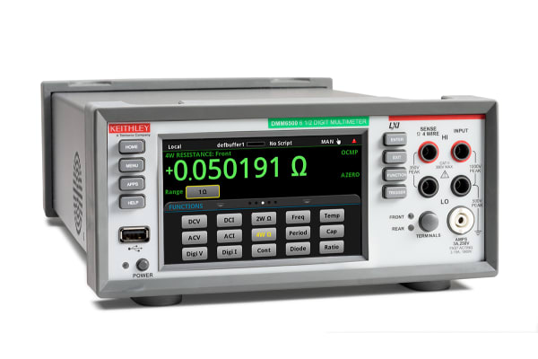 Product image for Keithley DMM6500 Bench Digital Multimeter