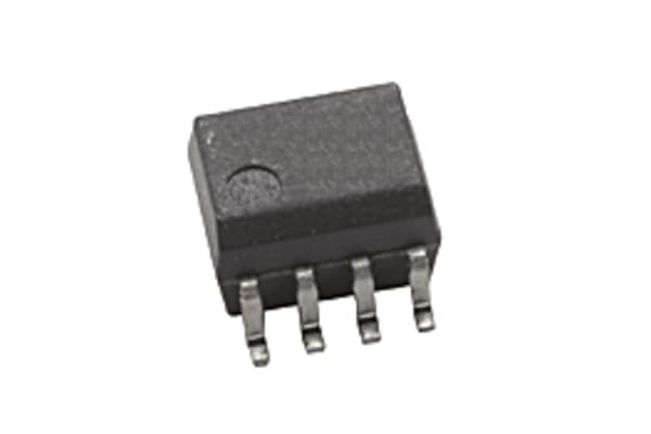 Product image for CMOS OPTOCOUPLER(12.5MBD),T/R+LF