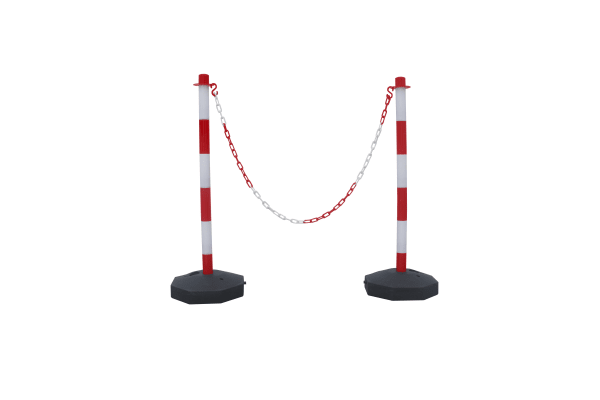 Product image for Set of 2 Budget plastic post