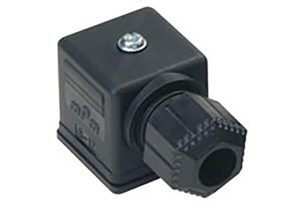 Product image for 2 POLETERMINAL BLACK NITRILE GASKET