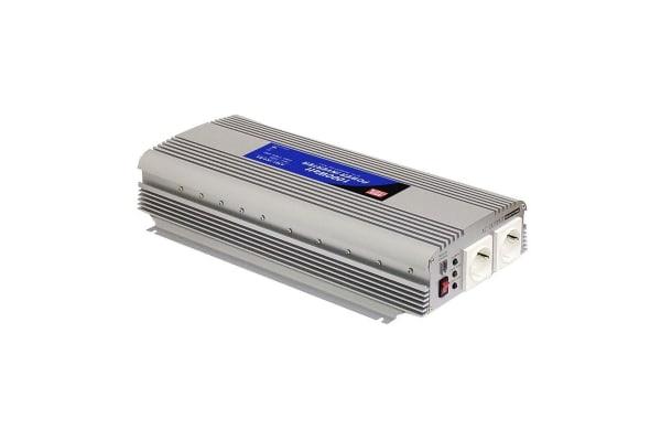 Product image for POWER INVERTER MODIFIED SINE EU 24V 1K7W
