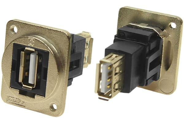 Product image for FT METAL USB 2.0 A-A M3