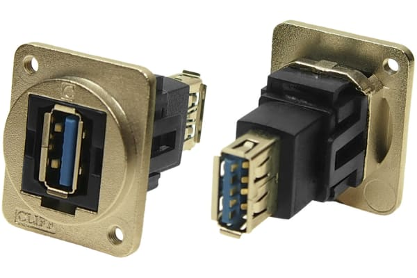 Product image for FT METAL USB 3.0 A-A M3