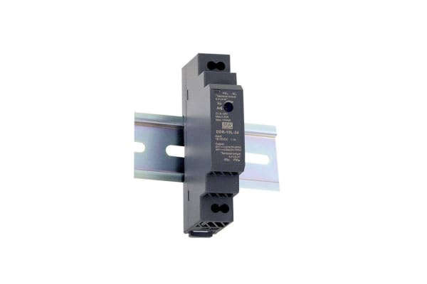 Product image for DIN Rail Power Supply 3.3V 11.6W