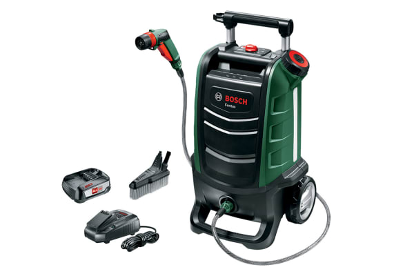 Product image for Bosch Fontus Battery Pressure Washer, 18V 15bar