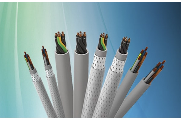 Product image for MachFlex375 12x1.0mm SY Cable 100m